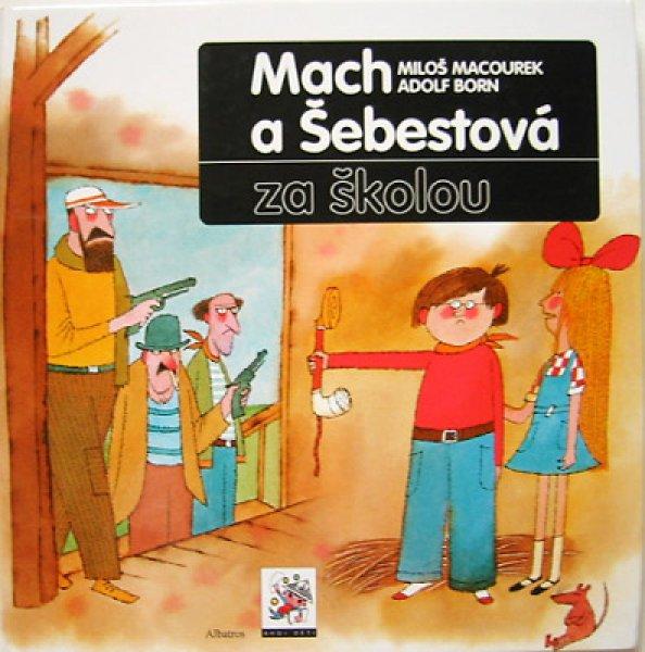 画像1: Mach a Sebestova za skolou (1)